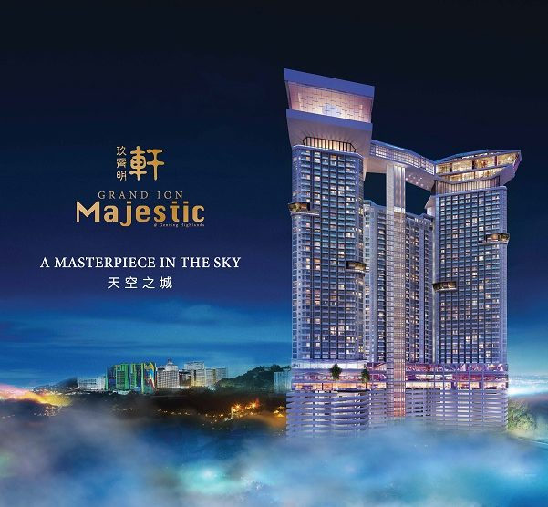 GRAND ION MAJESTIC GENTING NCT