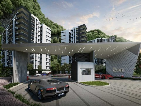 THE COVE IPOH
